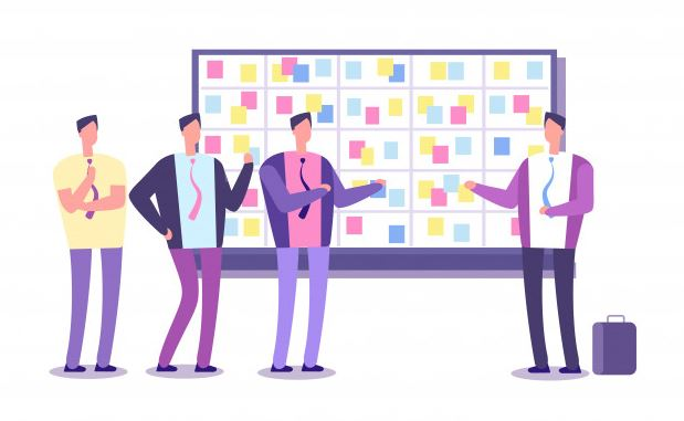 Visão geral do Modo de Exibição Planejador de Equipe