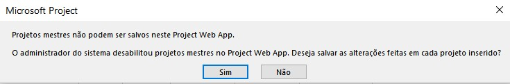 Como Criar um Projeto ou Programa no Project Online